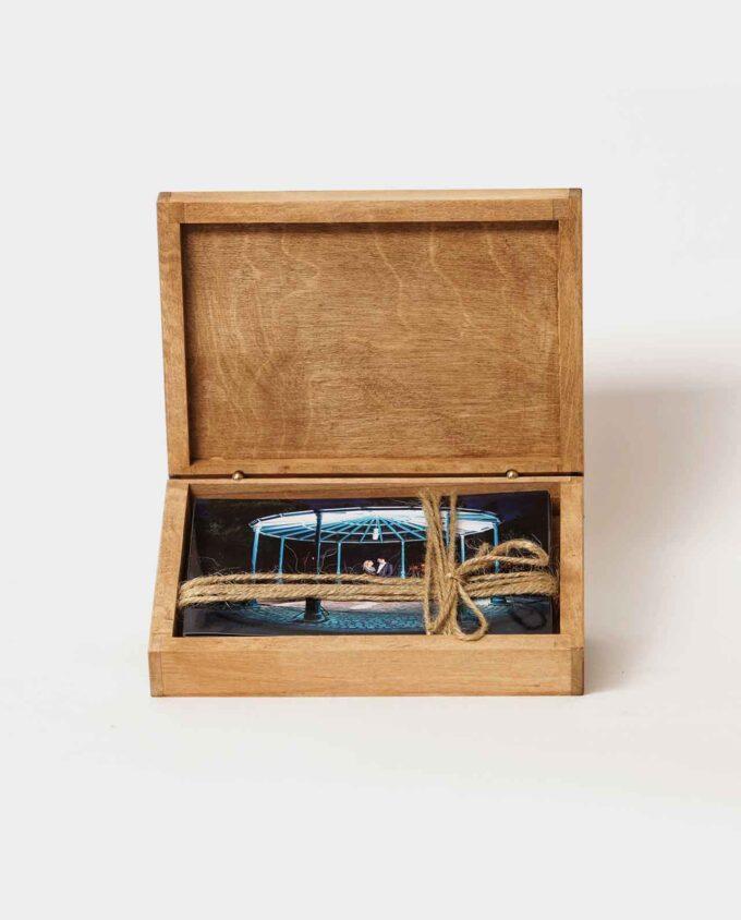 Fényképtartó doboz 10 x 15 fotókhoz